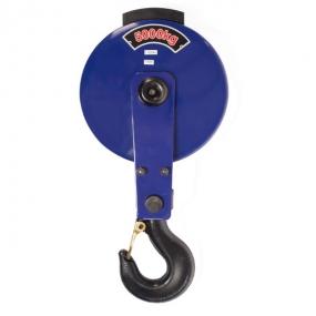 Крюковая подвеска к электрической тали TOR CD1 5,0 т 11955