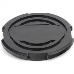 Резиновая опора для подкатного домкрата, универсальная, D 100 мм Matrix 50912
