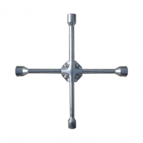 Ключ-крест баллонный, 17 х 19 х 21 мм, под квадрат 1/2 Matrix Professional 14245