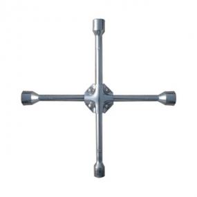 Ключ-крест баллонный, 17 х 19 х 21 х 22 мм Matrix Professional 14244