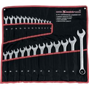 Набор комбинированных ключей 6-32 мм, 25 шт. Matrix 15425