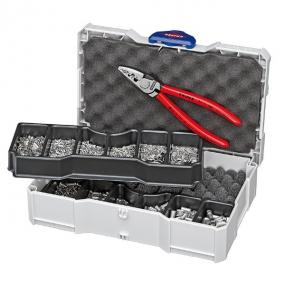 Набор для обжима кабельных наконечников Knipex KN-979005