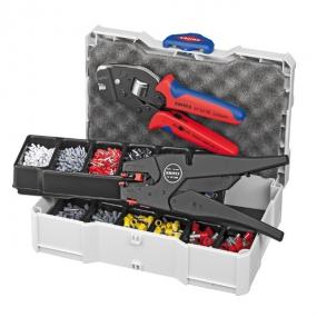 Набор для обжима кабельных наконечников Knipex KN-979012