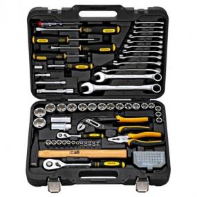 Набор инструментов 89 предметов Berger BG089-1214