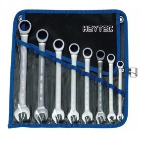 Набор ключей комбинированных трещоточных 6 пр. Heyco HE-50720600180