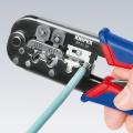 Обжимник для штекеров типа Western Knipex KN-975110