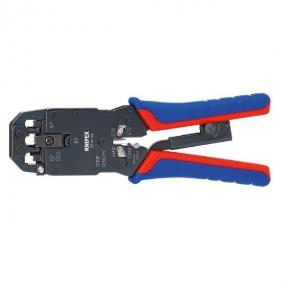 Обжимник для штекеров типа Western Knipex KN-975112