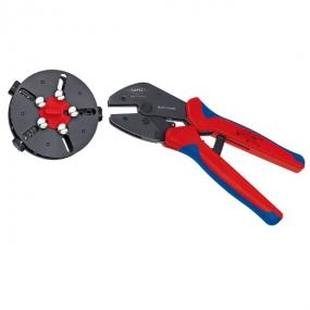 Обжимные клещи MultiCrimp Knipex KN-973301