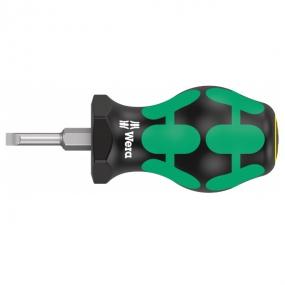 Отвёртка для карбюраторов Stubby 335, SL 5.5x1.0, 54 мм Wera WE-008842
