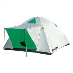 Палатка двухслойная трехместная 210 x 210 x 130 см Camping Palisad 69522