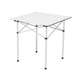 Стол складной алюминиевый 700 x 700 x 700 мм Camping Palisad 69584