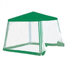 Тент садовый с москитной сеткой 2,5 х 2,5/2,5 Camping Palisad 69520