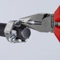 Пассатижи удлиненные со страховочным креплением Knipex KN-0822145T