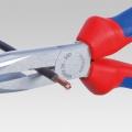 Плоские круглогубцы 200 мм Knipex KN-2612200