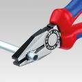 Плоскогубцы комбинированные 200 мм Knipex KN-0302200