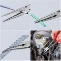 Плоскогубцы монтажные с поперечным профилем Knipex KN-2881280