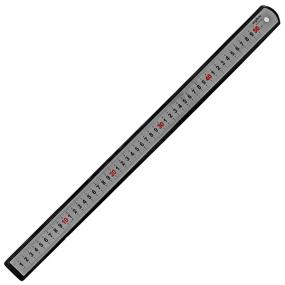Линейка металлическая 500 мм A90008 Ombra 55154