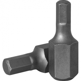 Бита 10 мм, шестигранная 8 мм, 30 мм, S2 материал D130H80 Jonnesway