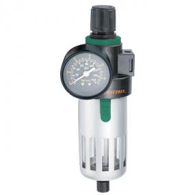 """Фильтры (влагоотделители) с регулятором давления для пневмоинструмента, 1/4"""" JAZ-0532 Jonnesway"""