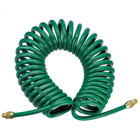 Шланг спиральный для пневмоинструмента, 5 мм х 8 мм х 8 м JAZ-7214E Jonnesway