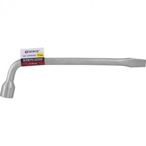 Ключ баллонный Г-образный, 19 мм, 310 мм LHTW3519 Thorvik