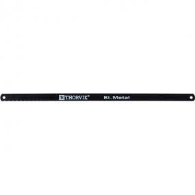 Полотно для ножовки по металлу биметаллическое, 300 мм, 24 зуба на дюйм, 2 шт. MHSB30BM Thorvik
