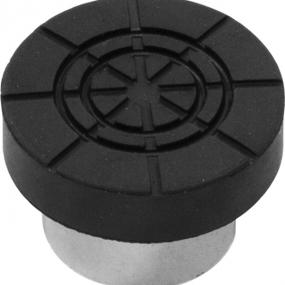 Адаптер бутылочного домкрата с резиновой накладкой для штока D-32мм OHT1056A-32 Ombra