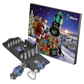 Рождественский набор Wera Advent 2020 WE-05136601001