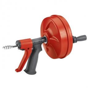 Ручная вертушка Power-Spin+ с автоподачей Ridgid 57043