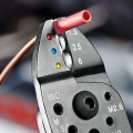 Клещи зажимные для опрессовки 230 мм Knipex KN-9721215C