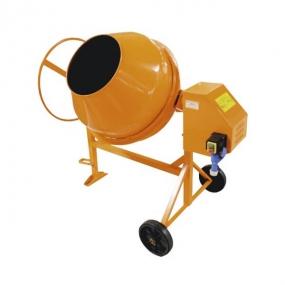 Бетоносмеситель СБР-260В, 260 л, 0,75 кВт, 380 В, редуктор.