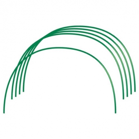 Парниковые дуги в ПВХ 0,85 х 0,9 м, 6 шт D проволоки 5 мм Россия 64408