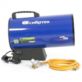 Газовый теплогенератор GH-18, 18 кВт Сибртех 96455