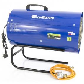 Газовый теплогенератор GH-38, 38 кВт Сибртех 96460