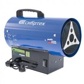 Газовый теплогенератор GH-10, 10 кВт Сибртех 96450