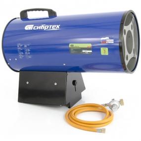 Газовый теплогенератор GH-30, 30 кВт Сибртех 96459