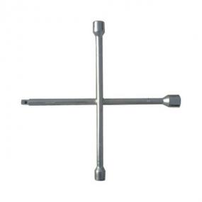 Ключ-крест баллонный, 17 х 19 х 21 х 22 мм Сибртех 14257