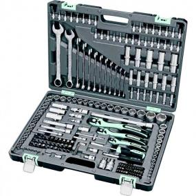 Набор инструментов 216 шт. в кейсе Stels 14115