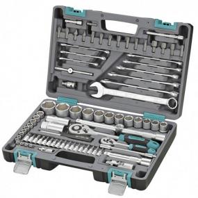 Набор инструментов 82 шт. в кейсе Stels 14105