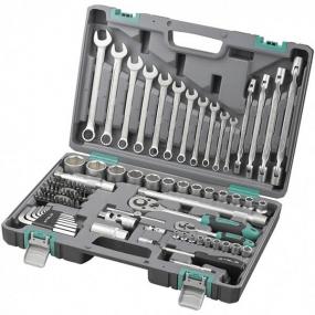 Набор инструментов 88 шт. в кейсе Stels 14109