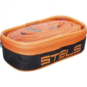 Трос буксировочный 2,5 т, 2 крюка, сумка на молнии Stels 54377