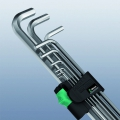 Набор Г-образных ключей 950 L/9 SM N Wera WE-021909