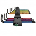 Набор Г-образных ключей 950 SPKL/9 SM N Multicolour Wera WE-022089