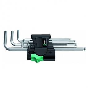 Набор Г-образных ключей 950 PKL/7B SM Magnet Wera WE-022101