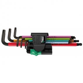Набор Г-образных ключей 950 SPKL/7B SM Multicolour Magnet Wera WE-022534