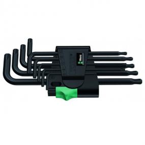 Набор Г-образных ключей 967 PKL/9 TORX® Wera WE-024242