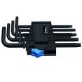 Набор Г-образных ключей 967 L/9 TORX® HF BlackLaser Wera WE-024244