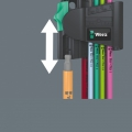 Набор Г-образных ключей 967 SPKL/9 TORX® BO Multicolour Wera WE-024335