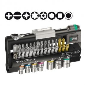 Набор бит Tool-Check 1 SB Wera WE-073220