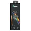 Набор Г-образных ключей 950 SPKL/9 SM N Multicolour Wera WE-073593